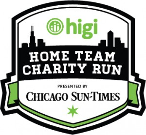 Home Team Charity Run logo